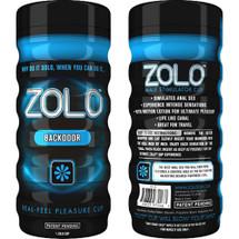 ZOLO Back Door Cup Penis Masturbator