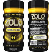 ZOLO Personal Trainer Cup Penis Masturbator