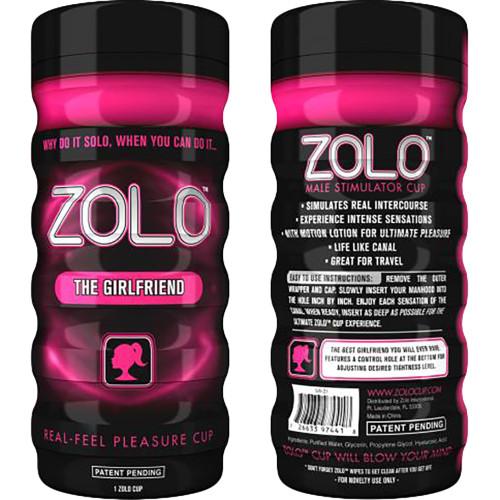 ZOLO The Girlfriend Cup Penis Masturbator