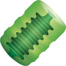 Original Ribbed Texture Pocket Stroker Penis Masturbator
