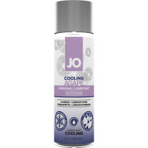 JO Agapé Cooling Water Based Personal Lubricant 2 fl oz