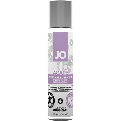 JO Agapé Original Water Based Personal Lubricant 1 fl oz