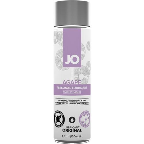 JO Agapé Original Water Based Personal Lubricant 4 fl oz