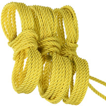Boundless Rope by CalExotics 32.75' - Yellow