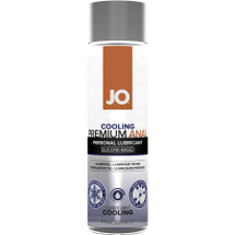JO Premium Anal Cooling Silicone Personal Lubricant 4 fl oz