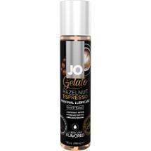 JO Gelato Hazelnut Espresso Water Based Personal Lubricant 1 fl oz