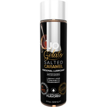 JO Gelato Salted Caramel Water Based Personal Lubricant 4 fl oz