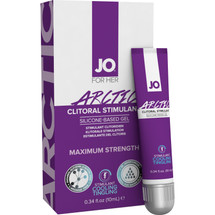 JO Arctic Maximum Strength Silicone Clitoral Stimulant Gel .34 oz