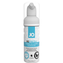 JO Refresh Foaming Toy Cleaner - Fragrance Free 1.7 fl oz