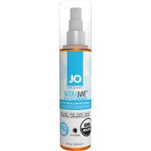 JO Naturalove USDA Organic Toy Cleaner With Citrus Lemon Extract 4 fl oz