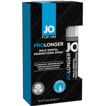 JO Prolonger Penis Desensitizing Spray With Benzocaine 2 oz