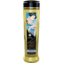 Shunga Erotic Massage Oil - Adorable - Coconut Scented 8 fl. oz