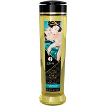 Shunga Erotic Massage Oil - Sensual - Island Blossoms 8 fl. oz