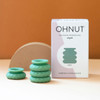 Ohnut WIDER Intimate Wearable Penetration Buffer, Set Of Three Body Safe Rings - Aloe