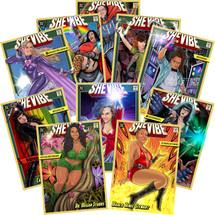 SheVibe Sex Educator Trading Card Set - Series 3