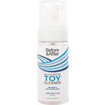 Before & After Foam Anti-Bacterial Toy Cleaner  4.4 fl. oz.