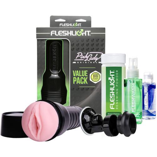 Fleshlight Pink Lady 5 Piece Value Pack