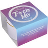 Jelique Massage Candle With Pheromones F*CK Me Vanilla Sugar 4 oz