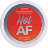 Jelique Massage Candle With Pheromones Hot AF Black Cherry 4 oz