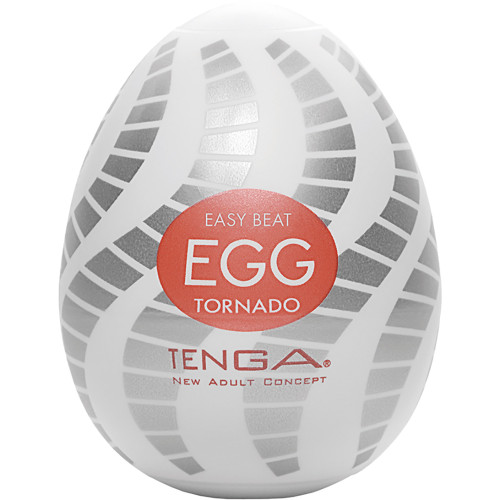 Tenga Egg Penis Masturbator - Tornado