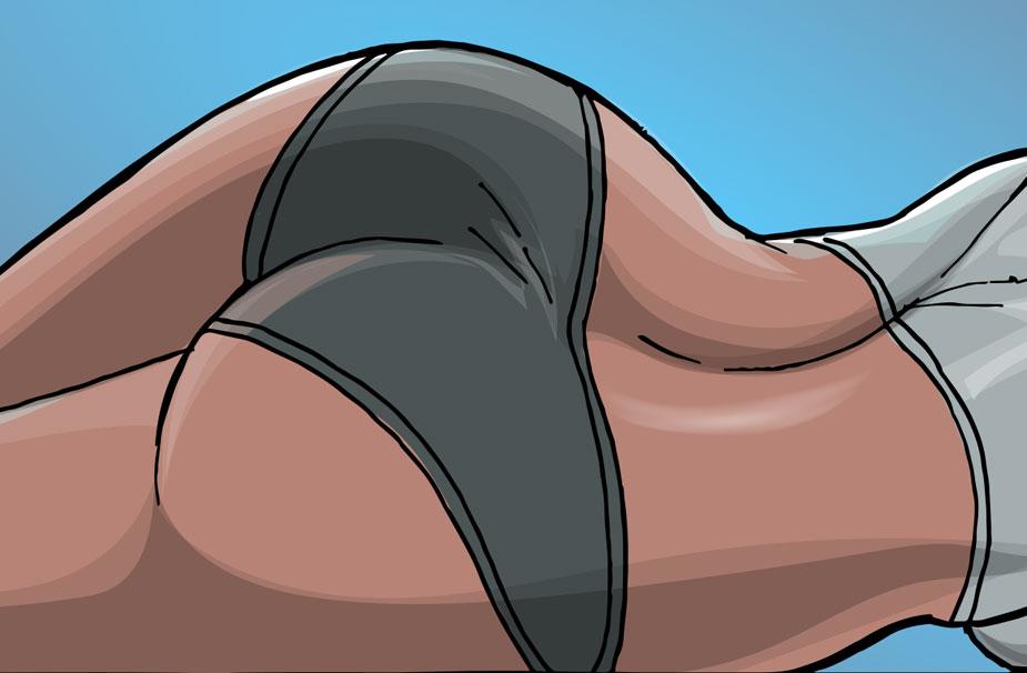 Panties, Thongs & Hot Pants