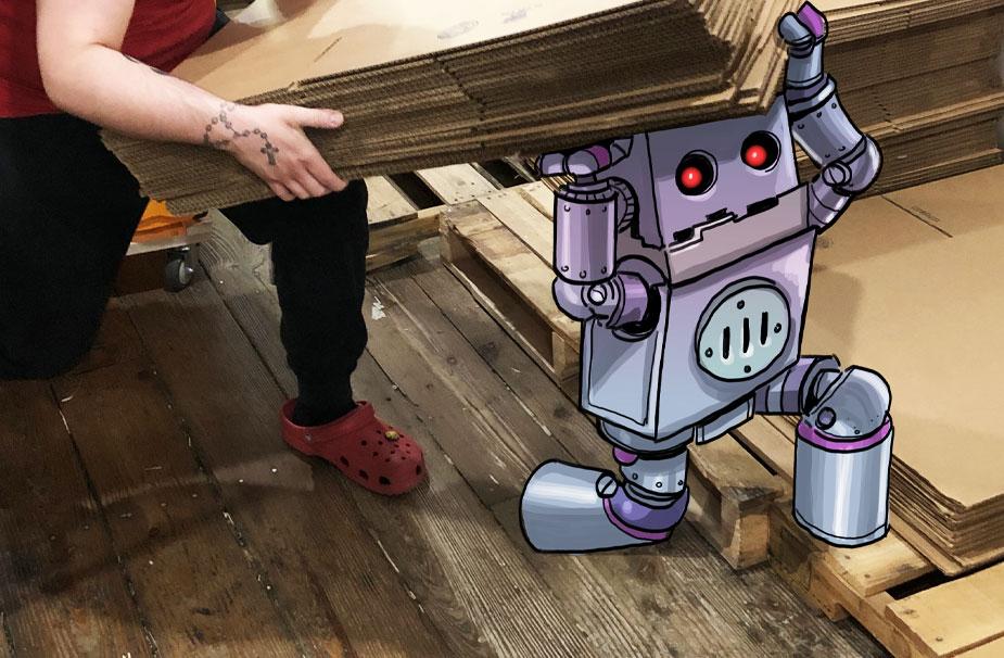 Steam Bot Gallery