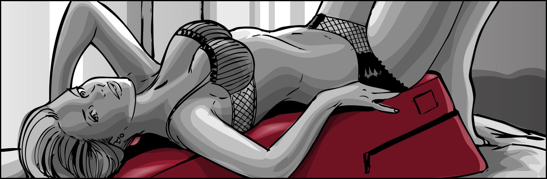 Liberator Ramp Sex Pillow