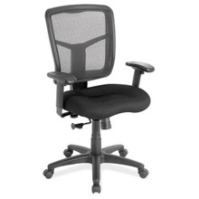 PERFORMANCE SEATING 7621ANS MESH BACK ADJUSTABLE WORK CHAIR