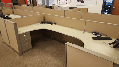 Steelcase Answer cubicles from Easy Office Furniture in Atlanta and Marietta GA