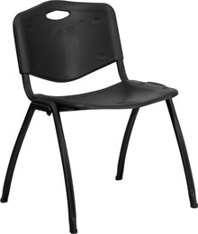 Plastic Stacking Chair 0932