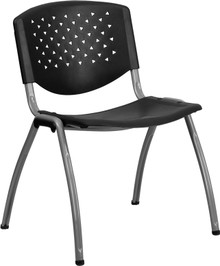 Plastic Stacking Chair 0934