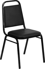 Banquet Chair with Vinyl Padded Seat and Back