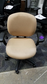 34 Used Allsteel Trooper Fully Adjustable Work Chair