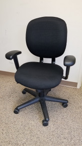 Used Allsteel Trooper Fully Adjustable Work Chair  from Easy Office Furniture in Atlanta and Marietta GA