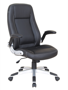 Collins Series Flip Arm Executive Conference Chair