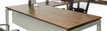 Walnut Table Tops in 8 Laminate colors from Easy Office Furniture in Atlanta and Marietta GA
