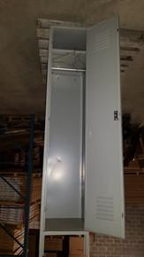 USED Locker Set of 1, 78H x 15W x 18D