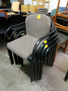 Used Kembo Holland Vintage Stacking Guest Chair by Just Meijer from Easy Office Furniture in Marietta and Atlanta GA