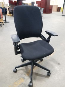 USED Steelcase Leap Version 2 Ergonomic Fully Adjustable Work Chair from Easy Office Furniture in Marietta and Atlanta GA