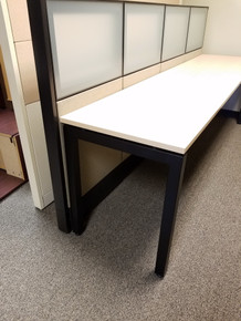 Haworth Premise Benching Workstations from Easy Office Furniture in Marietta and Atlanta GA