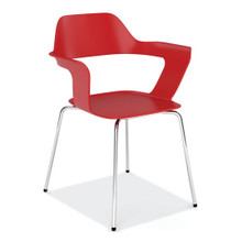 Stackable Guest or Break Area Chairs in 4 Colors from Easy Office Furniture in Marietta and Atlanta GA