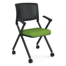 Nesting Guest or Multi-Use Chair in 6 colors from Easy Office Furniture in Marietta and Atlanta GA