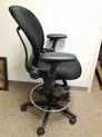 Steelcase Leap Work Stool from Easy Office Furniture in Marietta and Atlanta GA