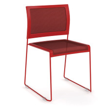 Mesh Stackable Break Area Chair in 3 colors from Easy Office Furniture in Atlanta GA and Marietta GA
