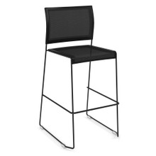 Mesh Stool Break Area Chairs in 3 Colors from Easy Office Furniture in Atlanta GA and Marietta GA