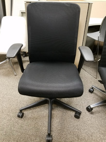 Used Allsteel Scout Fully Adjustable Ergonomic Work Chairs from Easy Office Furniture in Atlanta GA and Marietta GA