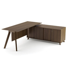 Sienna Series Contemporary Desk Sets from Easy Office Furniture in Atlanta GA and Marietta GA