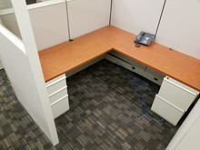 USED Knoll Dividends 64H 6x6 Cubicles from Easy Office Furniture in Atlanta GA and Marietta GA