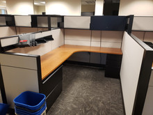 USED Knoll Dividends 64H 6x8 Cubicles from Easy Office Furniture in Atlanta GA and Marietta GA