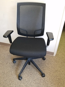 USED Sitonit Mesh Back RPM Adjustable Work Chair from Easy Office Furniture in Atlanta and Marietta GA